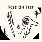 テスト合格